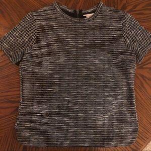 CLUB MONACO | tweed shirt